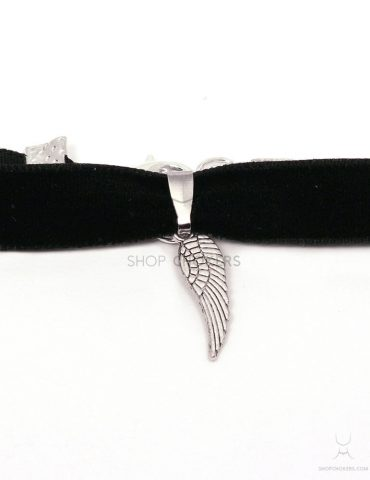 little-wing2 small wing choker Small wing choker little wing2 1 370x480