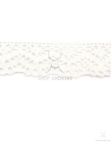 whitelace white lace choker White lace choker whitelace 1 370x480
