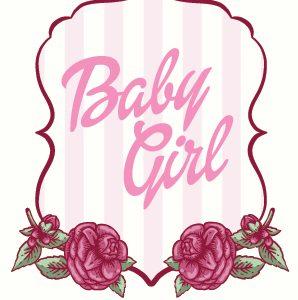 Baby Girl-01 Baby girl card Baby Girl 01 298x300