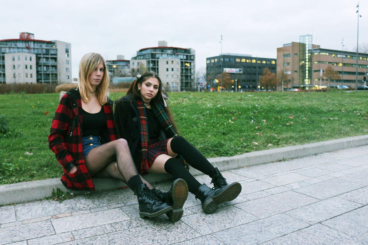Grunge Rebels