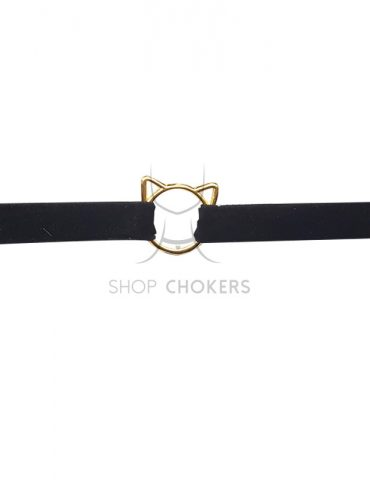 catchoker cat Cat choker catchoker 370x480