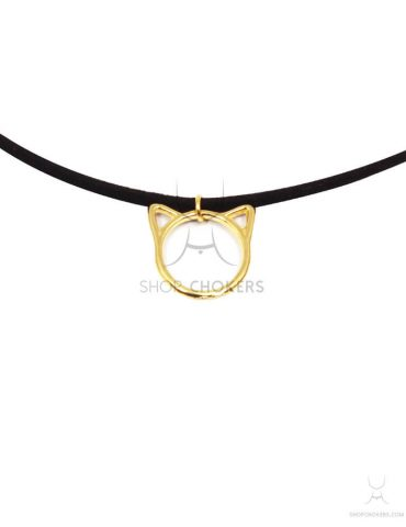 catgoldthin cat thin choker Cat thin choker catgoldthin 1 370x480