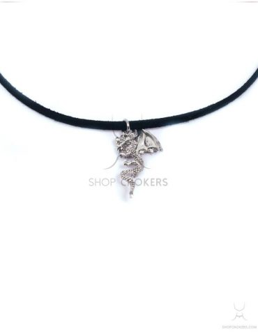 dragonthin Dragon thin choker dragonthin 1 370x480