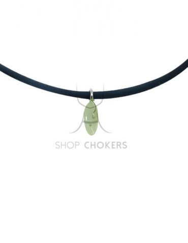 greenadventurine Small green adventurine stone thin choker greenadventurine 1 370x480