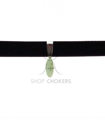 greenadventurine1 Small green adventurine stone thick choker greenadventurine1 1 370x480
