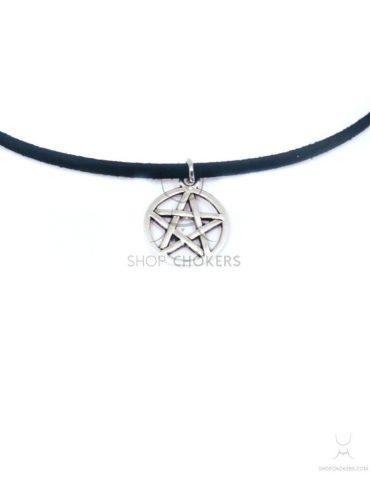 pentagramthin Pentagram thin choker pentagramthin 1 370x480