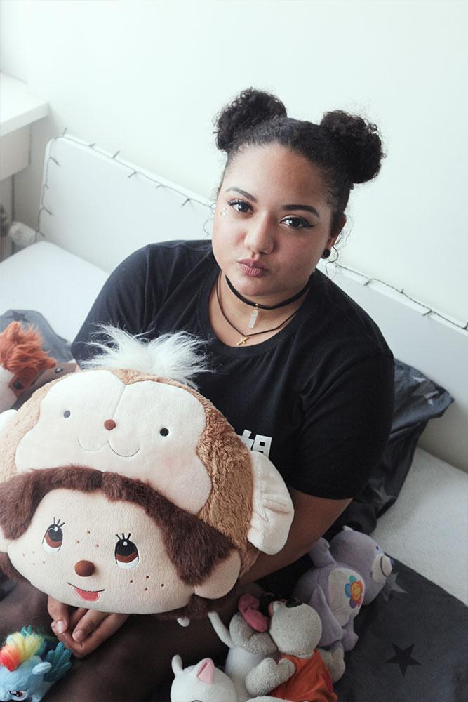 Front Image Lookbook | Kawaii テディベア teddy3