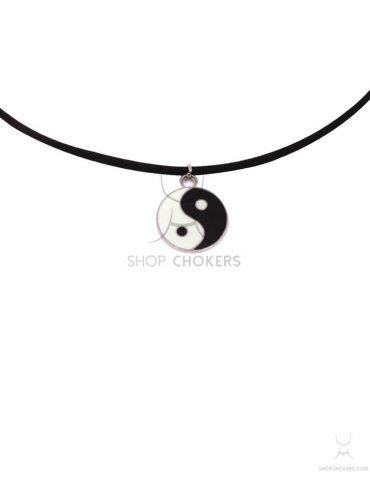 yingyangthin1 ying yang thin choker Ying Yang thin choker yingyangthin1 1 370x480
