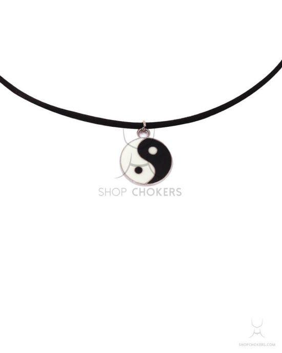 ying yang thin choker Ying Yang thin choker yingyangthin1 1 550x688