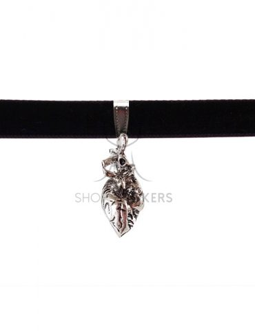 hearthick Real heart choker hearthick 370x480