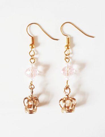 pinkpearlearrrings Princess earrings pinkpearlearrrings 370x480