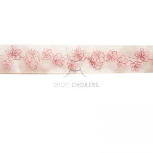 ShopChokers_Product_PinkTransparentFlower