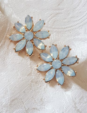 light-blue-flower-earrings