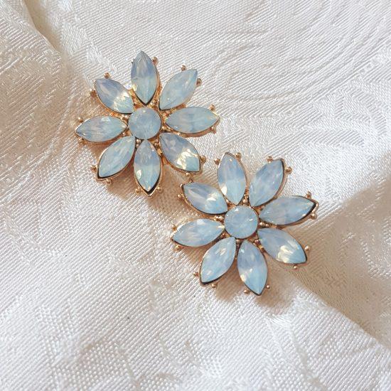 light-blue-flower-earrings light blue flower earrings Light blue flower earrings LightBlueFlower 550x550